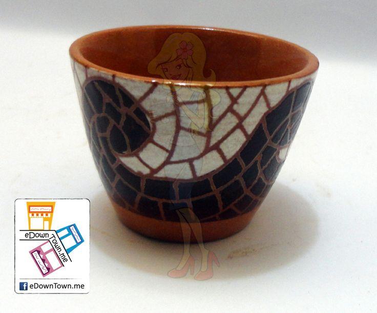 فنجان قهوة عربية Ceramics Mosaic Pottery