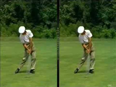Ben Hogan explains 1963 BW and 90 fps slomo - YouTube