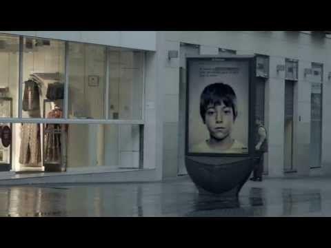Campaña que no nos ha dejado indiferentes. Nuevas formas de implementar la publicidad!