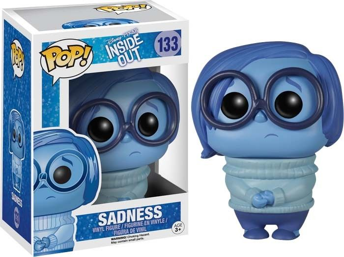 Pop! Vinyl Inside Out - Sadness