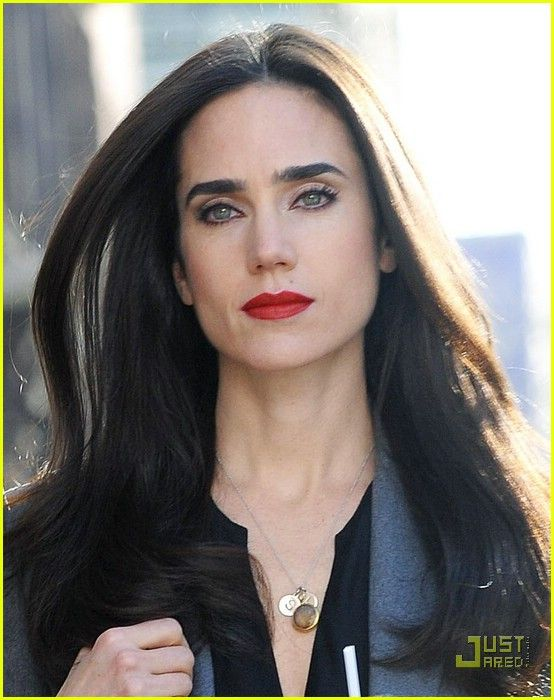 Jennifer Connelly Films Revlon Commercial | jennifer connelly revlon commercial 01 - Photo
