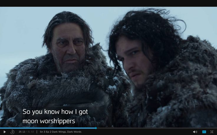 [MAIN SPOILERS] Alright. I take it back. Maybe there was some character relevancy to that insanely long Mance Rayder storyline.