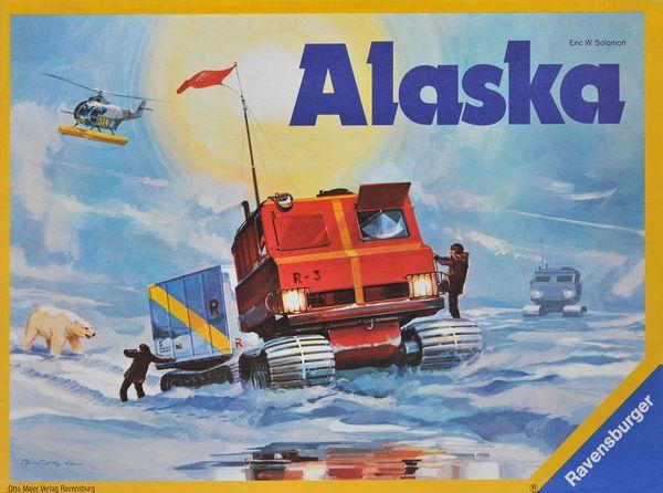 Alaska - https://de.wikipedia.org/wiki/Alaska_(Spiel)