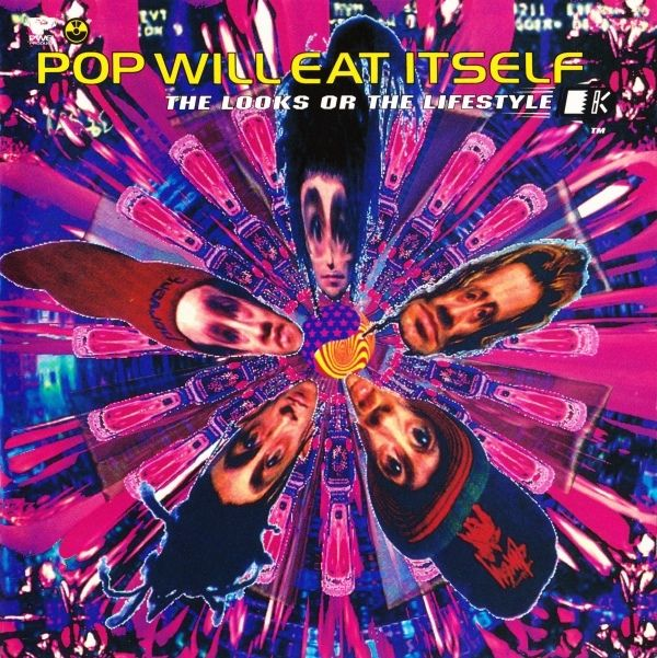 Pop Will Eat Itself - The Looks Or The Lifestyle? (CD, Album) at Discogs