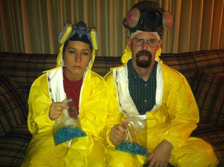 breaking bad costumes!