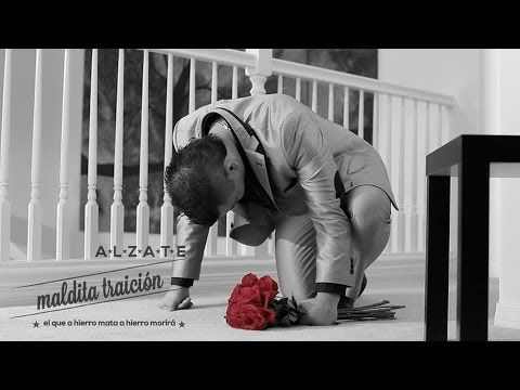 MALDITA TRAICION - ALZATE - (VIDEO OFICIAL) - YouTube