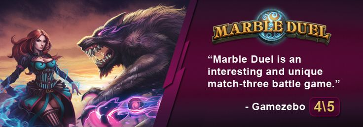 Download the #game on the #AppStore http://bit.ly/MarbleDuel-iOS