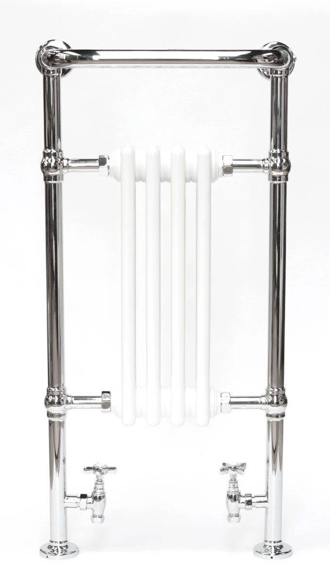 Earl traditional towel radiator