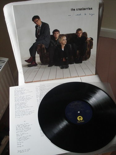 The Cranberries - No Need To Argue LP