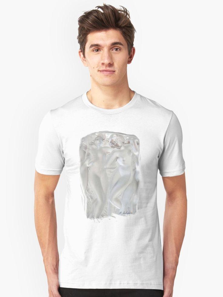 Art Nouveau Mythic Maidens - Rene Lalique  Unisex T-Shirt