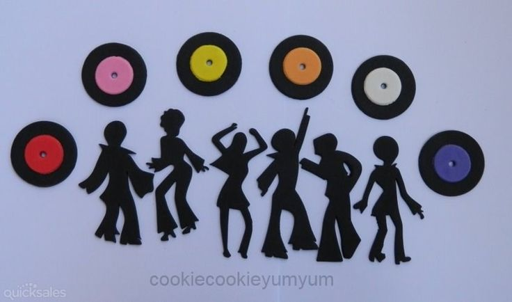 6 Dancing Edible Disco People Amp 12 Records Music Vinyl