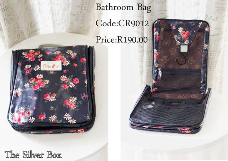 bathroom bag