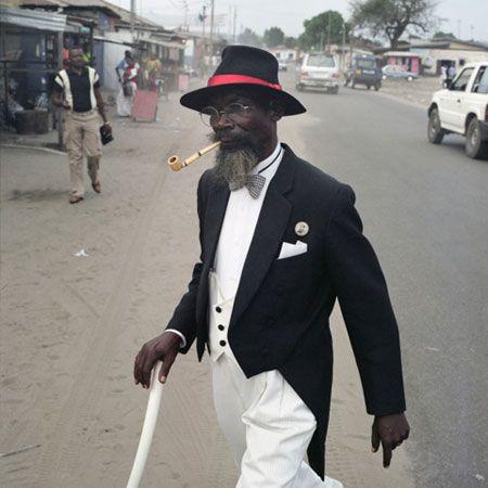Les SAPEURS du Congo