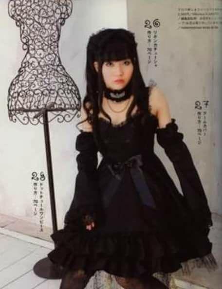 Lolita Gotica o Kuro
