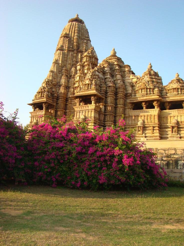 Khajuraho Group of Monuments, Madhya Pradesh, India (UNESCO World Heritage Site)