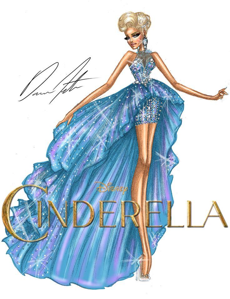 Cinderella look.3 by Daren J