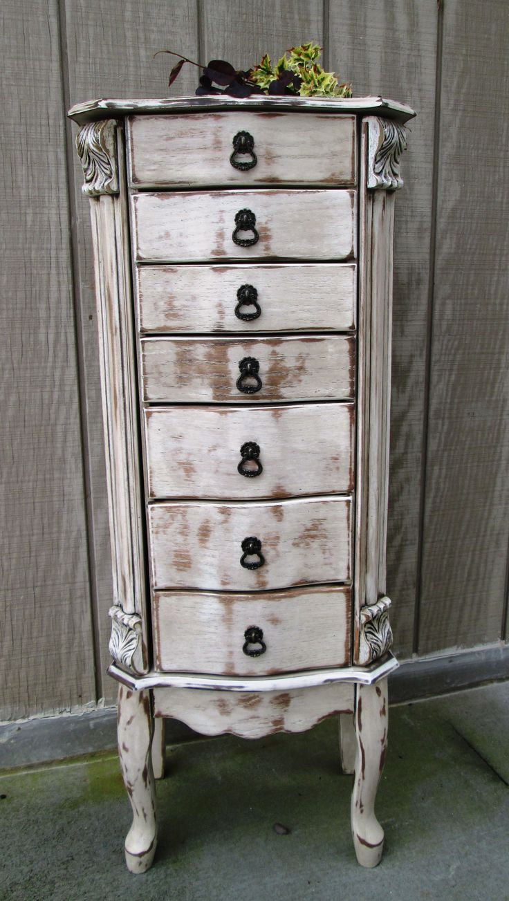 25 best jewelry armoire ideas on pinterest jewelry for Juno vintage modern jewelry armoire