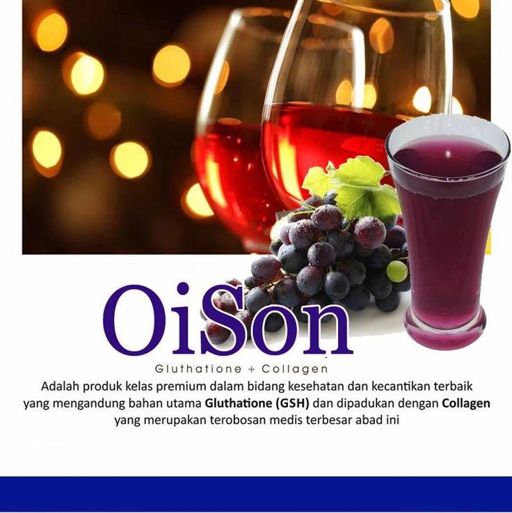 Anda mempunyai masalah pada kulit ? Bingung memilih solusi yang tepat untuk kulit anda ? Oison adalah produk winway yang berkualitas dan sangat aman untuk di konsumsi. Perawatan kulit dari dalam sangat aman dan tidak memiliki efek samping yang menakutkan ....