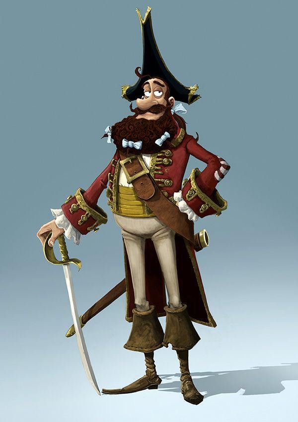 jonny duddle pirate - Google Search