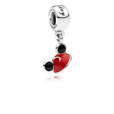 PANDORA Disney Parks Mickey Ear Hat Charm, A Mickey Mouse Ear Hat is a fun memento of the most magical place on Earth. This hand-finished sterling silver dangle is the perfect jewellery version. 120.98 zł, 43% zniżka. Kup teraz: https://goo.gl/OZK3cJ