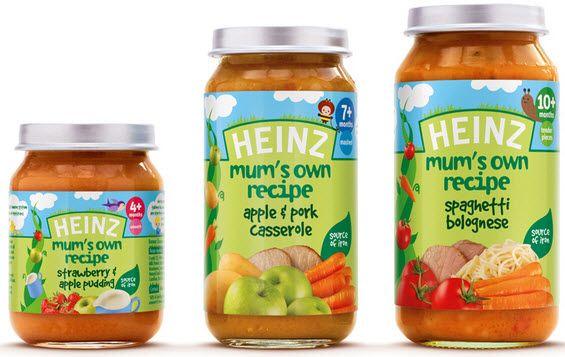 5$ en coupons sur les produits pour bébés de Heinz à imprimer! - Quebec echantillons gratuits