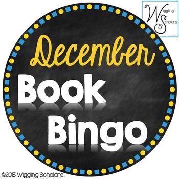 December Book Bingo