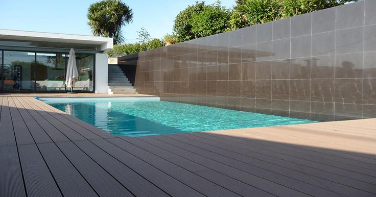 Outdoor Decking Board-Durable Wpc Decking For Sale