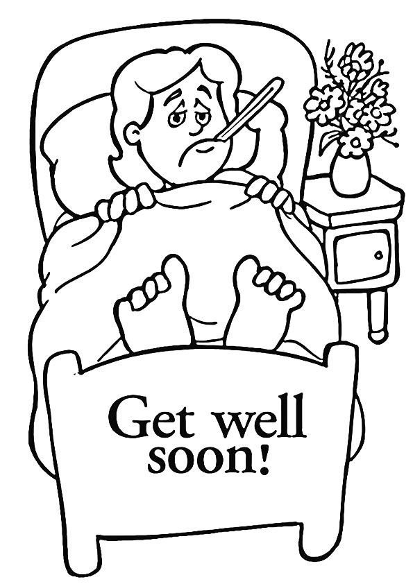 72 best Printable Get Wells images on Pinterest Get well soon
