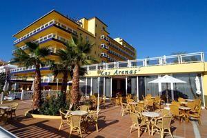 Hotel Las Arenas  Description: Het hotel bevindt zich aan het strand op ca. 4 minuten lopen naar Parque de la Paloma. In de directe omgeving van het hotel vindt u vele winkels restaurants en bars.  Price: 249.00  Meer informatie  #beach #beachcheck #summer #holiday