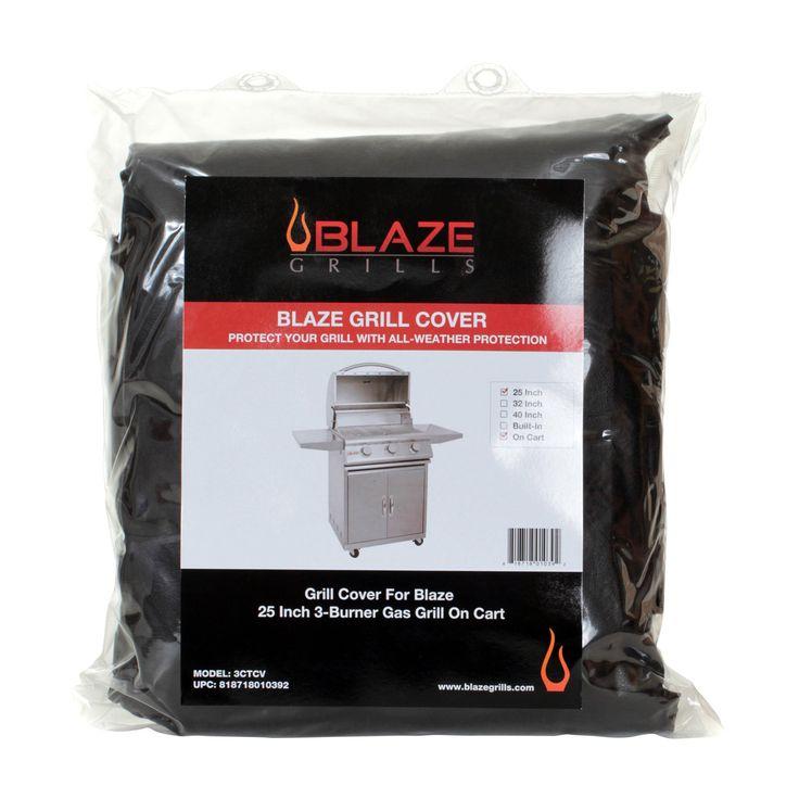 Blaze 3burner oncart grill cover grill cover 3 burner