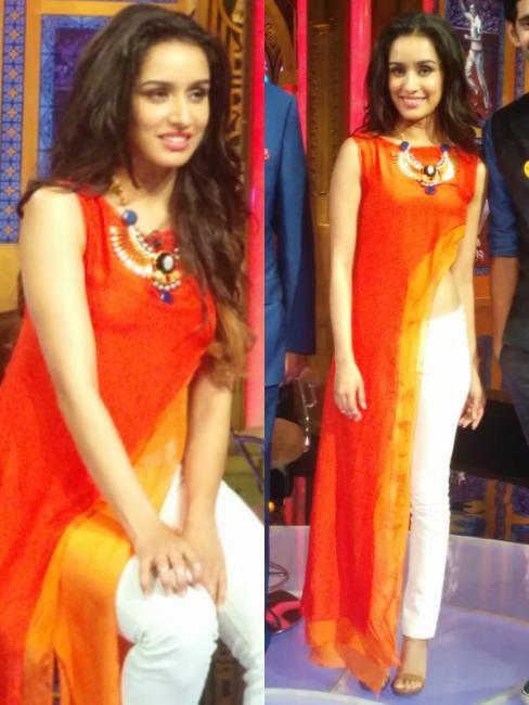 Style File: Shraddha Kapoor during Ek Villain promotions | PINKVILLA