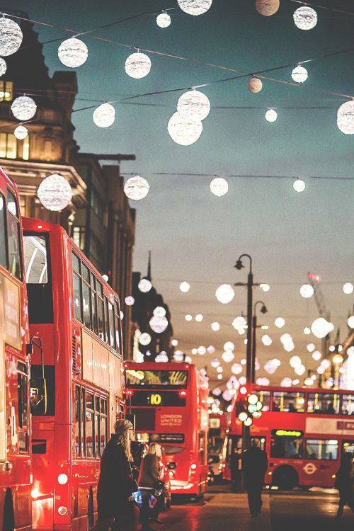 imgfave - amazing and inspiring images #london #lights #inspiration
