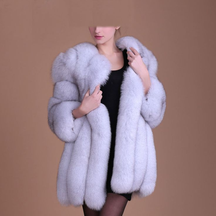 2017 Autumn Winter Faux Fur Coat Black Jacket Thick Long Cardigan Plus Size Pink Long Fake Fur Women Winter White Coat Female