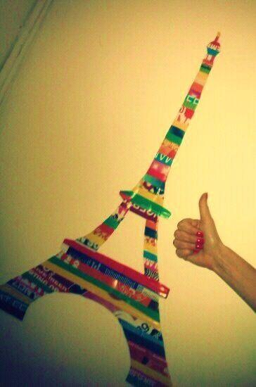 25 beste ideen over Parijs knutselen op Pinterest
