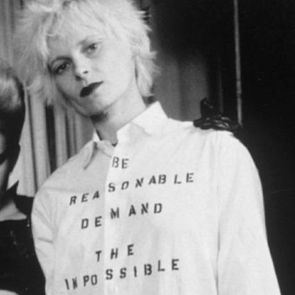VOGUE UK:  Vivienne Westwood Explains Why She Turned To Punk