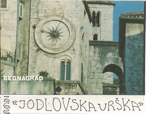 Begnagrad - Jodlovska Urska (1977)  {1990, Nikad Robom, Yugoslavia, Cassette}