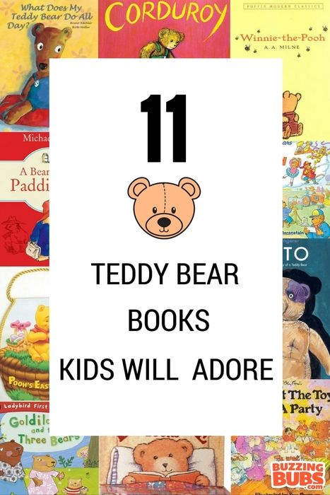 Teddy bears! The very name conjures up cuddles, cosy friendship and comfort. Here are 11 teddy bear books your kid will love!