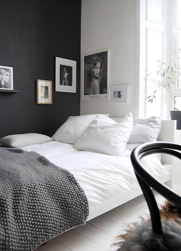 Interiors | Black, White & Grey