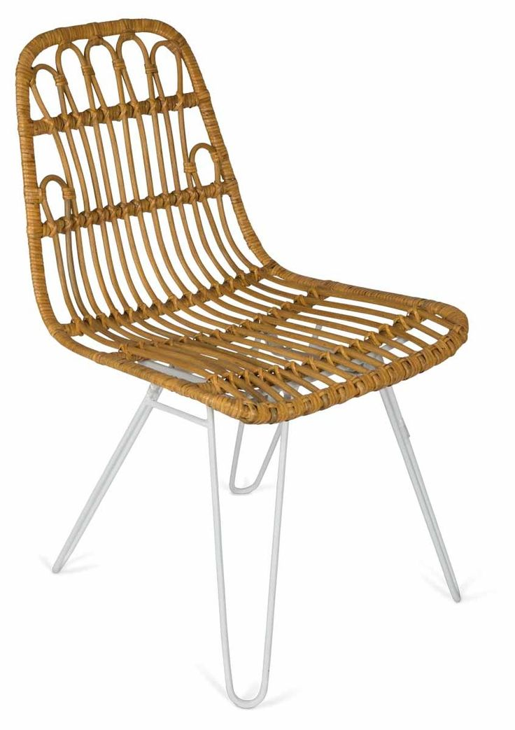 Limus Rattan Dining Chair - Natural