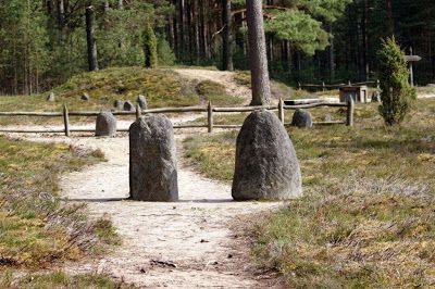 Aktywne Bory: Kamienne Kręgi (Odry)