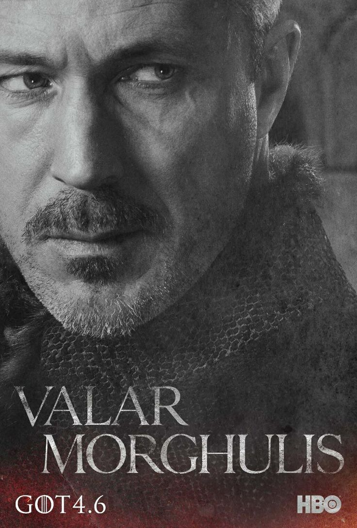 Petyr Baelish Season Four Poster for Game of Thrones