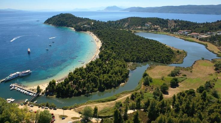 GREECE CHANNEL   Koukounaries, Skiathos Island