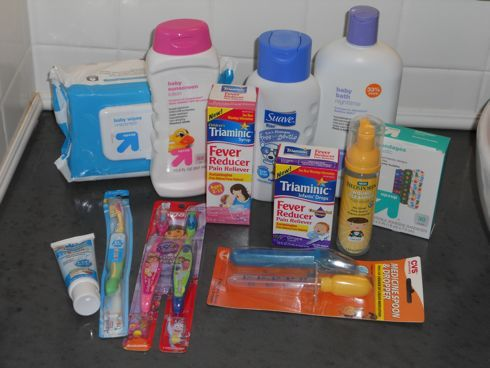 Medical Kit for New Parents of Foster Kids