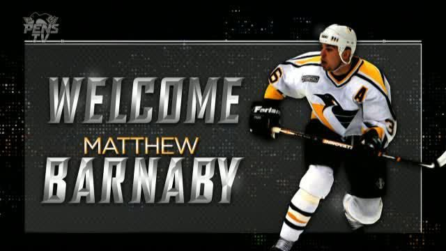 Matthew Barnaby, penguins - Google Search