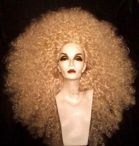 Drag Queen Wig Nicki Minaj RuPaul Lil Kim Christina Aguilera Opt Lace Front | eBay
