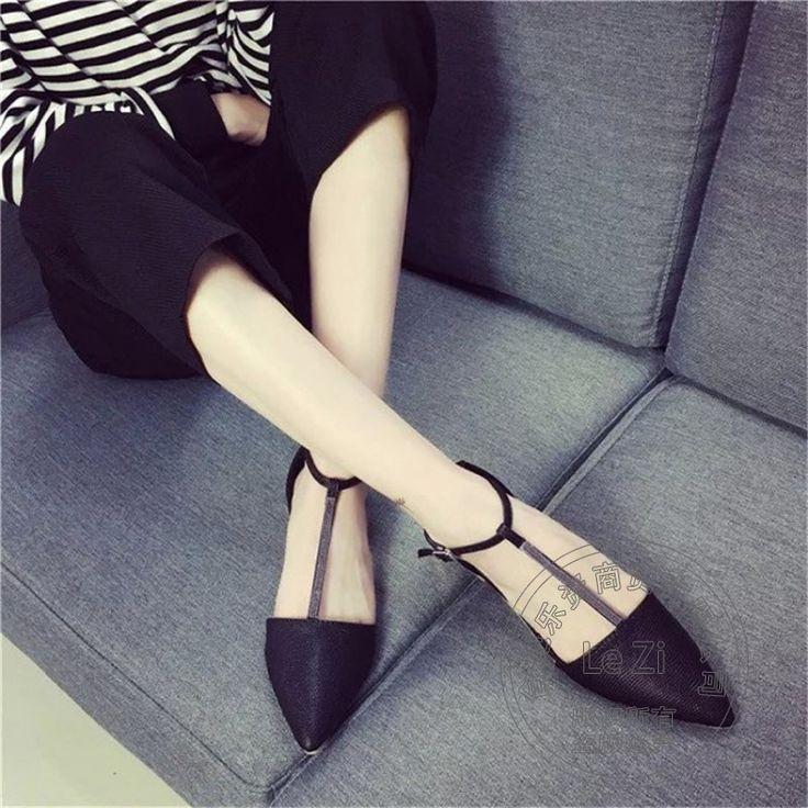 Sandalet Joker Katı Marka Ayakkabı Kadın Düz Ayakkabı Kadın Pu Yumuşak Deri Su Geçirmez Yaz Tarzı Kapak Topuklar Çatlak Strappy(China (Mainland))