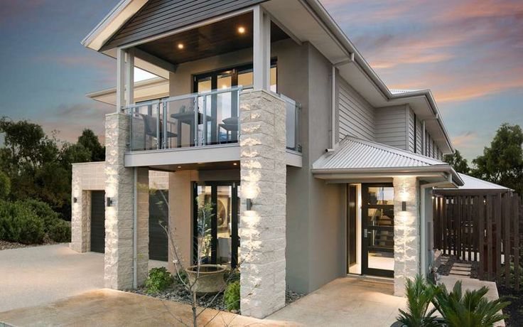 The Addison Home - Browse Customisation Options | Metricon