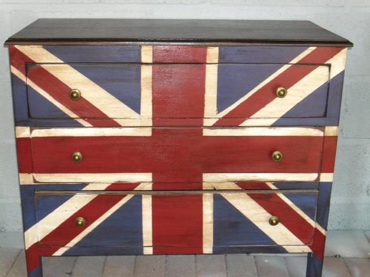 Bedroom Paint Ideas Union Jack