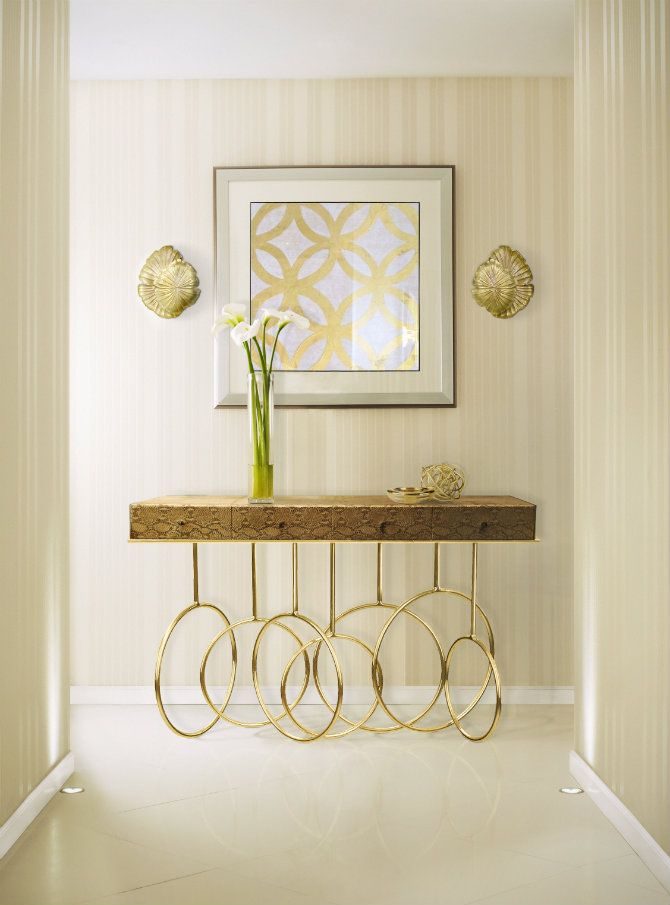 Cool 30 Designer Console Tables Design Decoration Of Top 25 Best