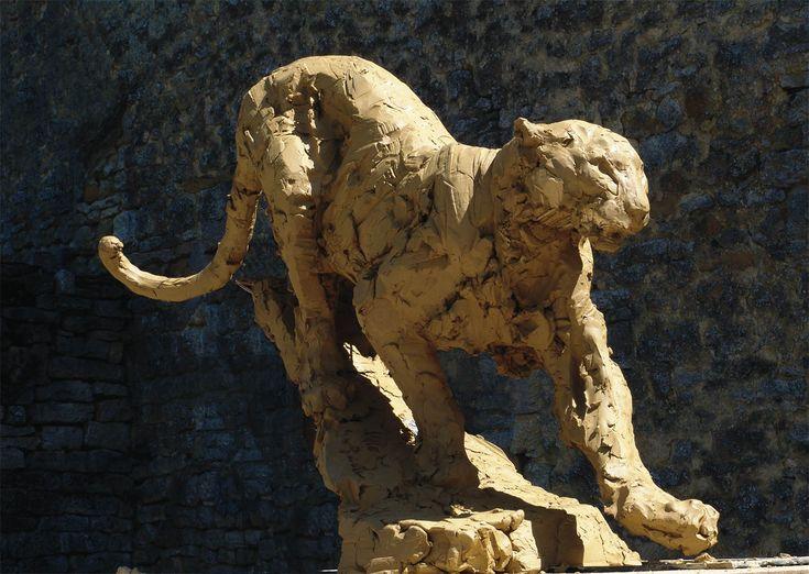 Souvent 749 best ANIMALS images on Pinterest | Animal sculptures, Ceramic  SP95